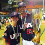 Cody Schrier helps Team USA win Tournament Title
